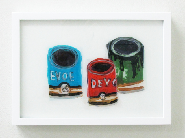 , 'Devoe Paint Cans,' 2016, V1 Gallery