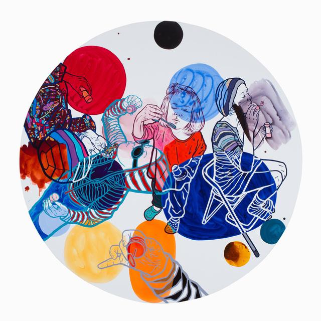 , 'Time Bubble II.,' 2014, Faur Zsofi Gallery