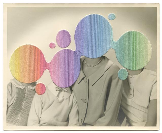 , 'Talking Heads,' 2018, Flowers