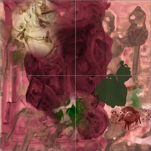 , 'zentropa 2,' 2018, Galerie Ernst Hilger