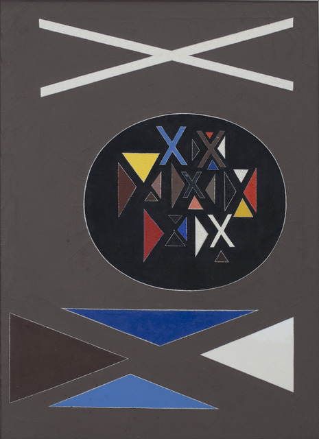 , 'Excellence,' 1951, Hostler Burrows