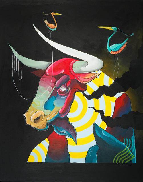 , 'Toro ,' 2019, GCA Gallery