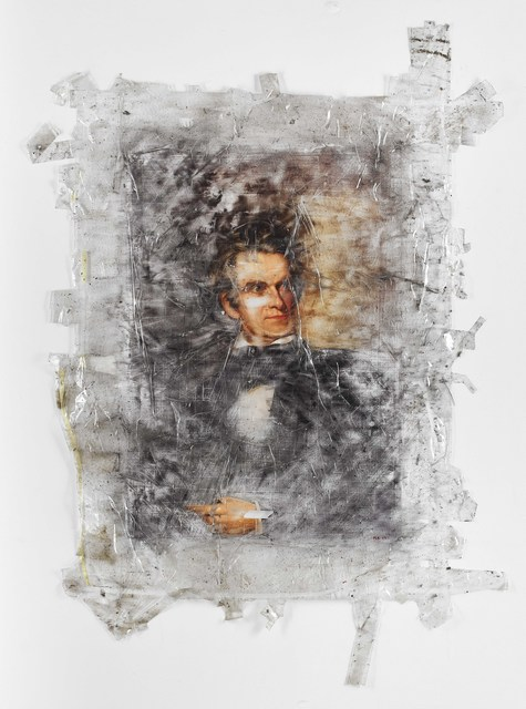 , 'Calhoun II,' 2019, Goodman Gallery