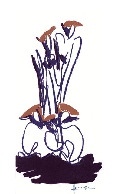 , 'Untitled,' 1979, Bab idDeir Art Gallery