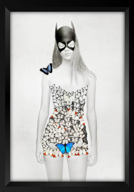 , 'Superhero (White),' 2016, Eden Fine Art