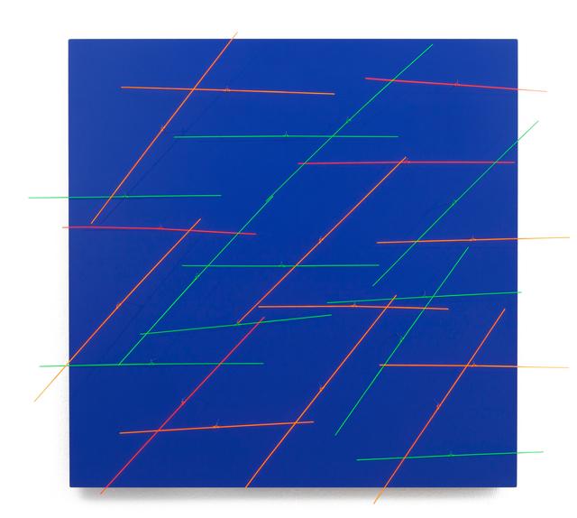 , 'Colour Installation 18:10,' 2015, Mario Mauroner Contemporary Art Salzburg-Vienna