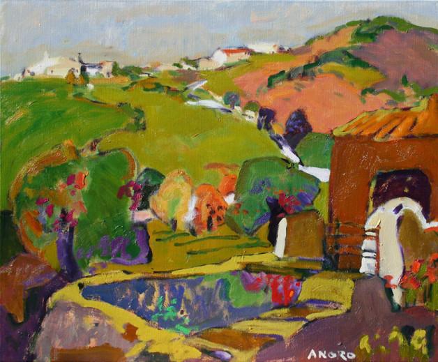 , 'Bassa, Menorca,' 2016, Caldwell Snyder Gallery