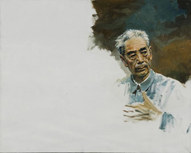 , '夜深沉 Tender is the Night,' 2007, Shanghai Gallery of Art