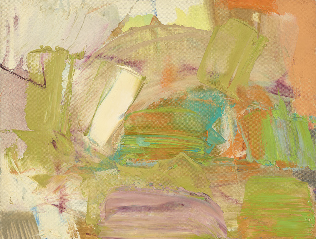 , 'The Valley,' 1960, Berry Campbell Gallery