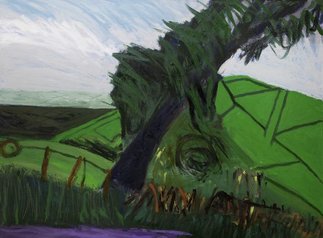 , 'Tree,' 2015, Flowers