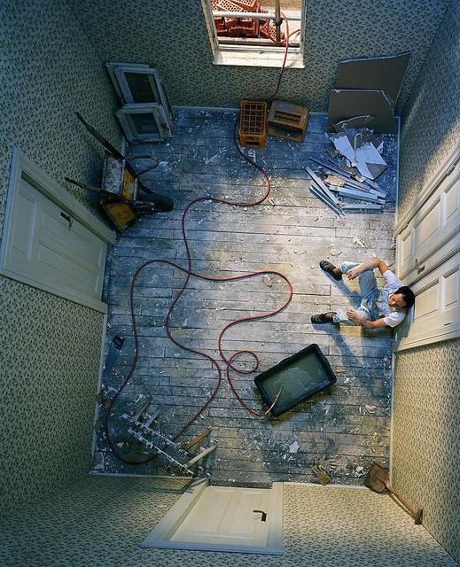 , 'Gregor's Room III,' 1999, CHRISTOPHE GUYE GALERIE