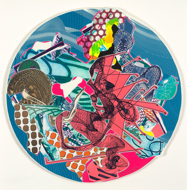 Frank Stella, 'Perinthia from Imaginary Places ll', 1996, Graeme Jackson