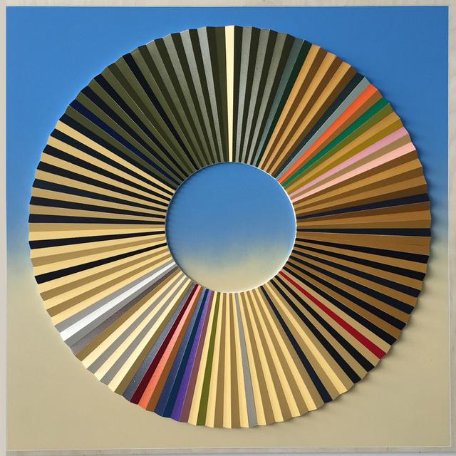 , 'FarbkreisFarben,' 2018, Kunst & Denker Contemporary