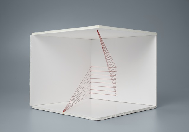 , 'Spatial Projects series (A Version) [Serie Proyectos espaciales (Versión A)],' 1980, Guggenheim Museum Bilbao
