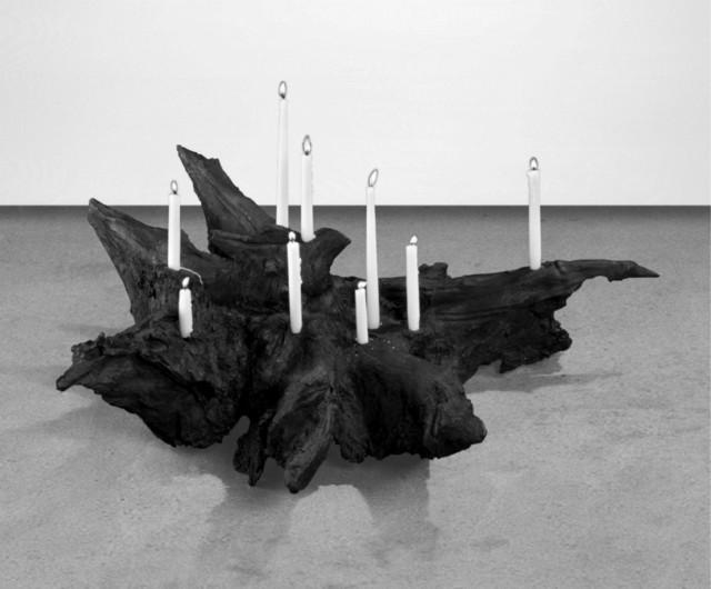 , 'Candelabra 'Burning Tara' ,' 2006, David Gill Gallery