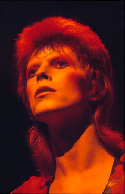 , 'Bowie, Hammersmith Odeon, London,' 1973, The Bonnier Gallery
