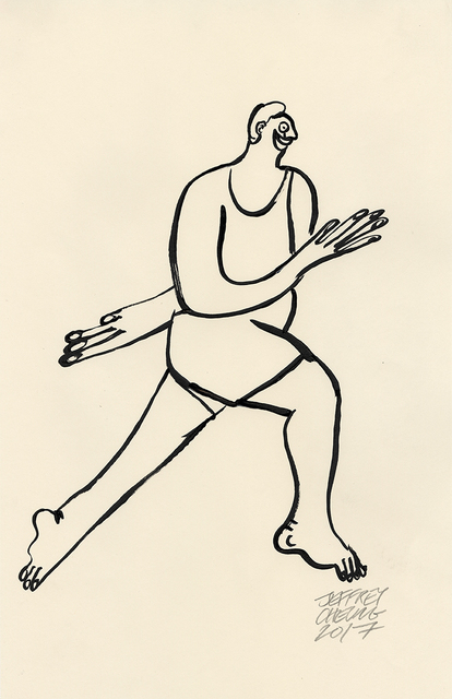 , 'Running ,' 2018, Hashimoto Contemporary