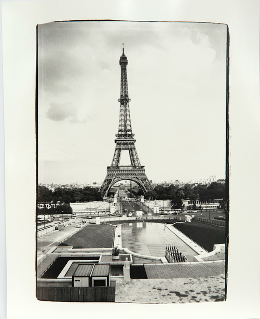 Andy Warhol, 'Andy Warhol, Photograph of Eiffel Tower in Paris ', 1982, Hedges Projects