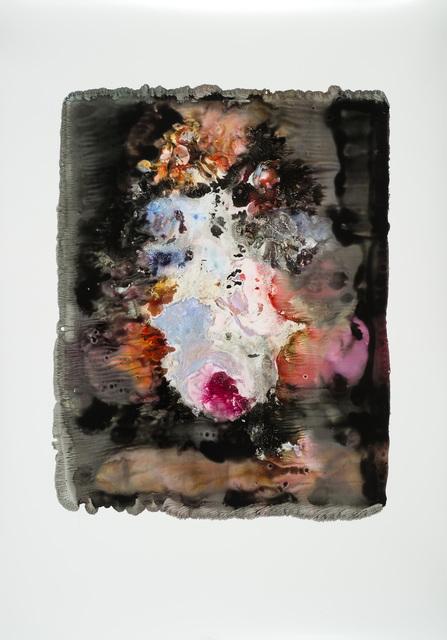 """, '""""Vase mit Blumen"""" nach Hendrick de Fromantiou um 1670 bis 1675 9/9,' 2017, Von Lintel Gallery"""