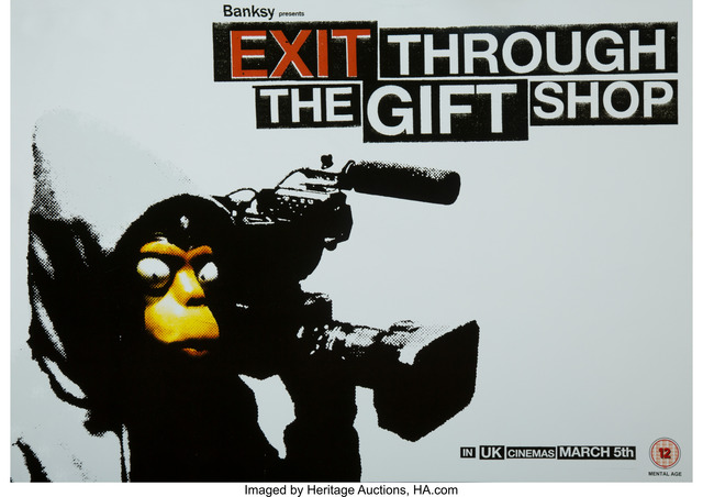 Banksy, 'Exit Through the Gift Shop', c. 2010, Heritage Auctions