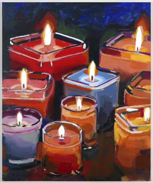 , 'Candles,' , Johannes Vogt Gallery