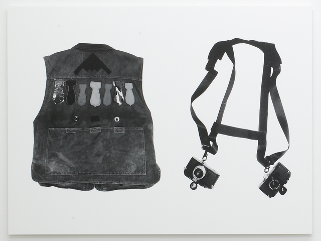 Daniel Peet, 'Itemized Objects (Home Safe)', 2013, Nina Johnson
