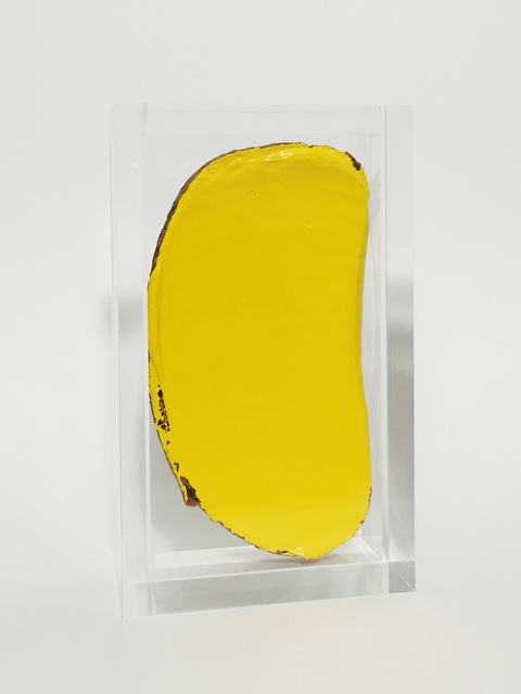 , 'Not afraid of yellow,' 2019, LAGE EGAL