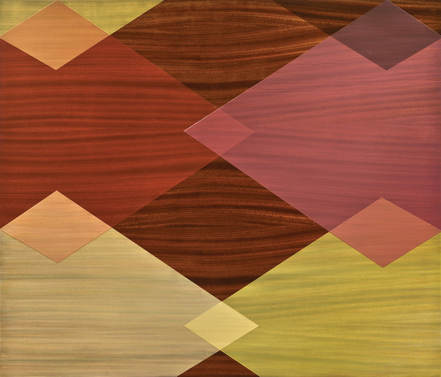 , 'African Mahogany and Diamonds,' 2012, LAUNCH LA