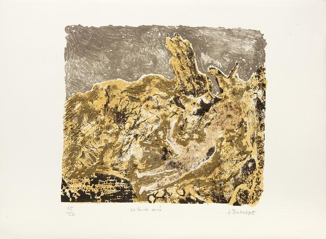 , 'Lande dorée,' 1953, Galerie Lelong & Co.