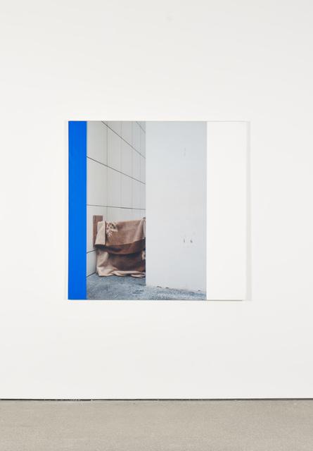 , 'MACBA Exterior I,' 2009, Galerie Greta Meert