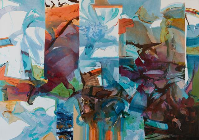 Mark Krieger, 'Otavalo', 2019, The Bonfoey Gallery