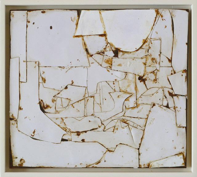 ", '""S - 5 - 62"",' 1962, Scott White Contemporary Art"