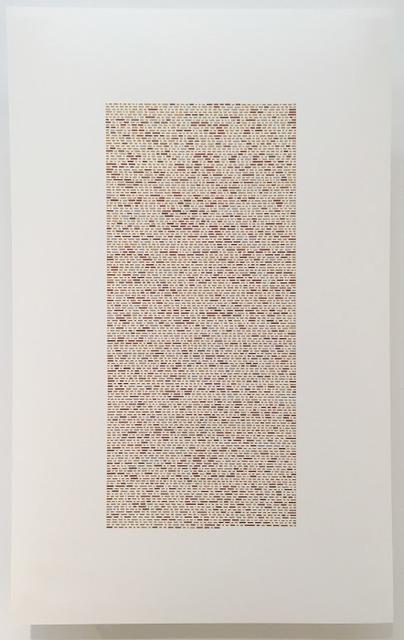 , 'The Expanding Universe,' 2014, DANESE/COREY