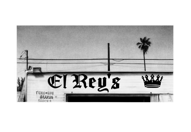 , 'El Rey,' 2018, KP Projects