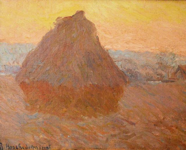 , 'Grainstack, Giverny, 1889,' 1889, ArtGiverny