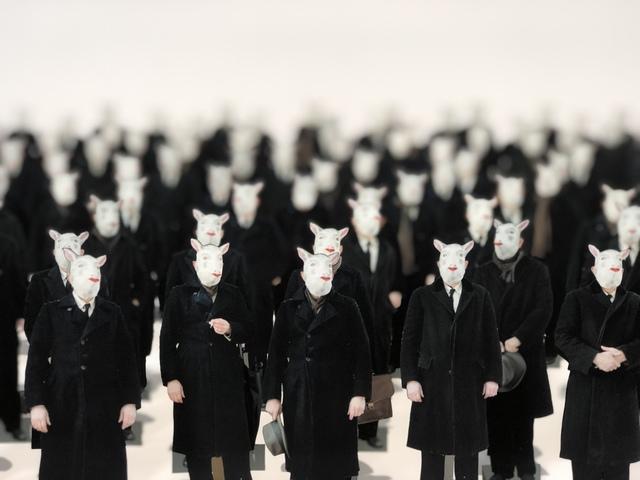 , '100 Giorni da Pecora,' 2016, Galerie XII