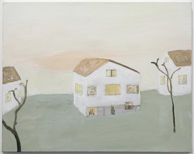 , 'Visthus,' 2017, Galleri Magnus Karlsson