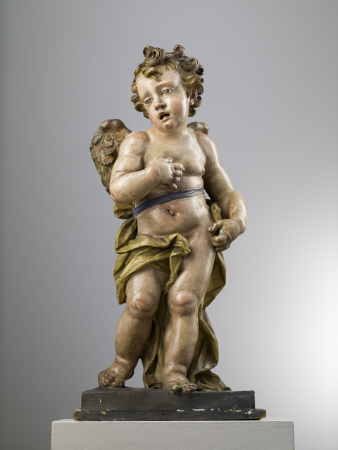 , 'ANGEL,' Naples-Second half of 18th Century, Brun Fine Art