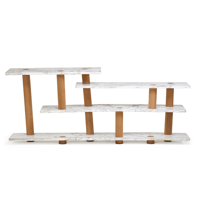 Fabrice Ausset, 'Prototype Skeleton Bookcase, France', 2000s, Rago/Wright