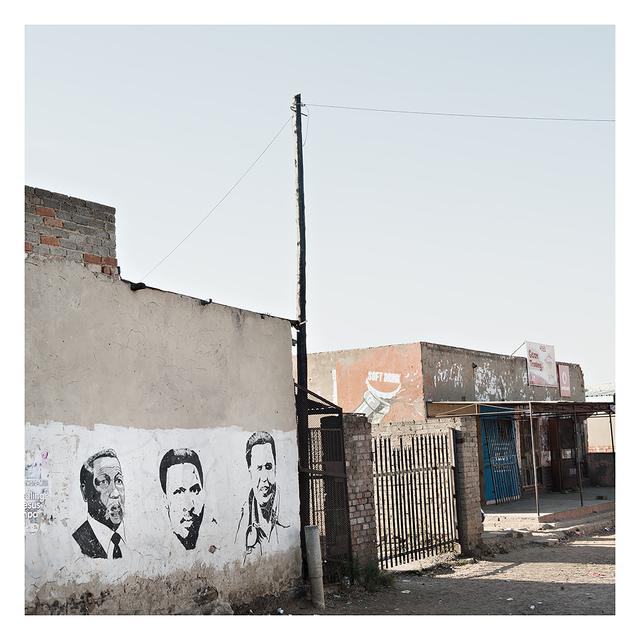 , 'Sunset shops, Vuka, Sharpeville,' 2015, Goodman Gallery