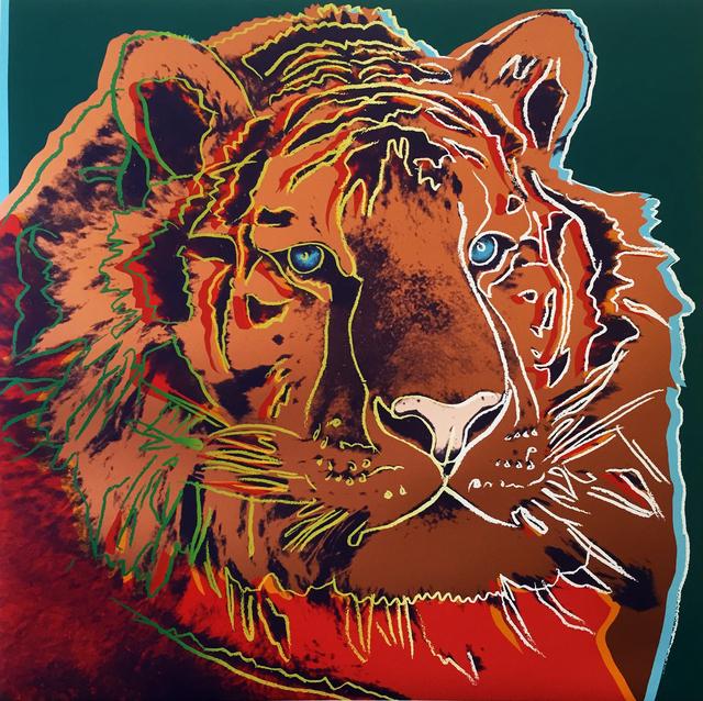 Andy Warhol, 'Siberian Tiger', 1983, OSME Fine Art