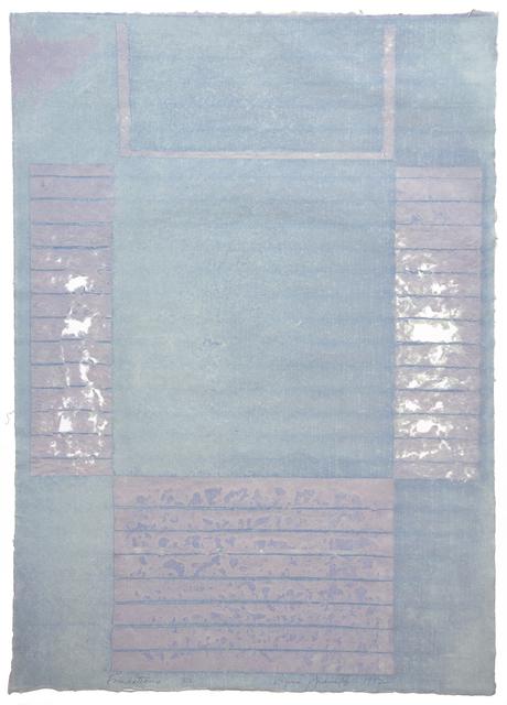 Virginia Jaramillo, 'Foundations 312', 1982, Hales Gallery