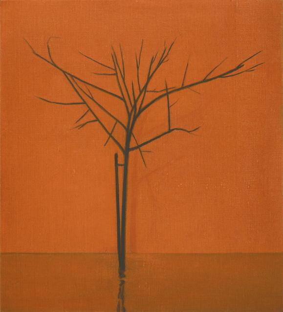 , 'Tree and Stick ,' 2017, Gallery Hakgojae
