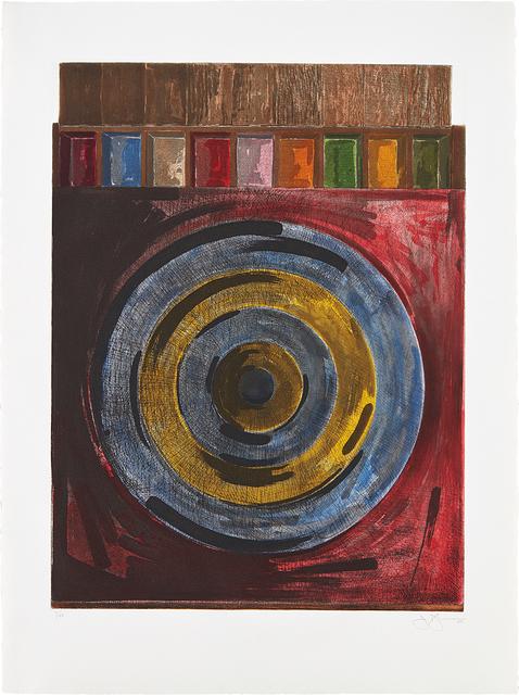 Jasper Johns, 'Target with Plaster Casts', 1979-80, Phillips