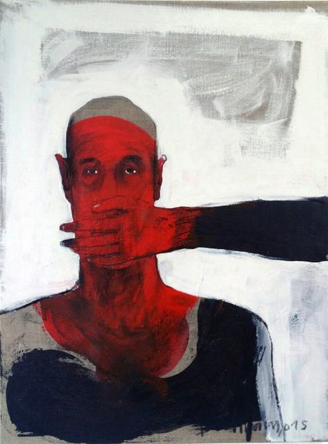 , 'Humans,' 2015, Dar Al-Anda Art Gallery