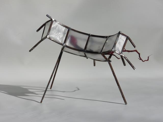 , 'Bioferric II Segmata,' 2015, International Sculpture Center