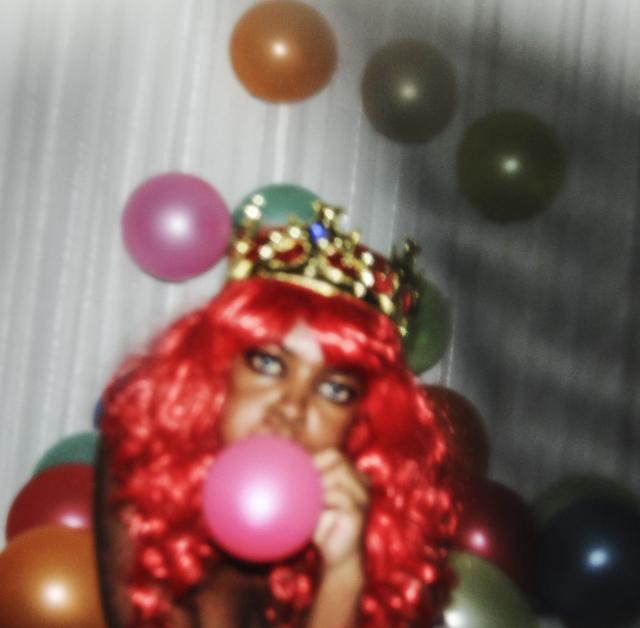 , 'Plastic Crowns,' 2016, Afronova