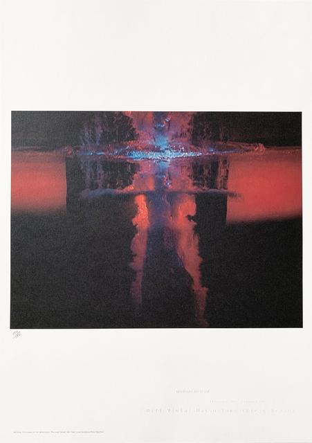 Bill Viola, 'Five Angels For The Millennium, Fire Angel', 2006, Aura Gallery