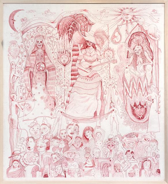 , 'Las Que Saben,' 2019, PUBLIC Gallery