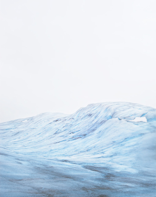 , 'Tunsbergdalsbreen, Plate I, Norway,' 2011, Rosier Gallery